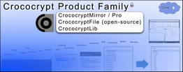 Crococrypt-Product-Family