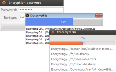 CrococryptFile by HissenIT
